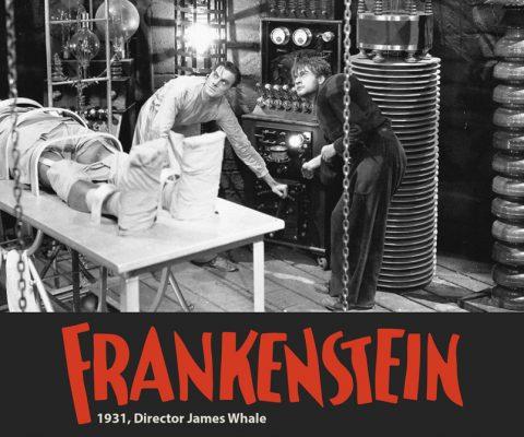 Frankenstein trailer in production